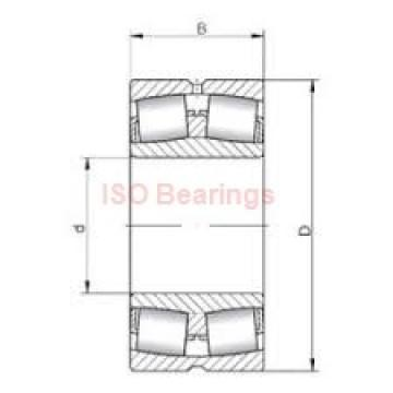 ISO LL52549/10 tapered roller bearings