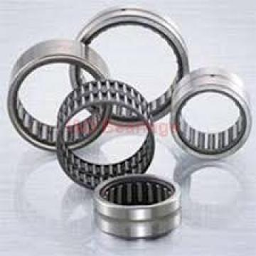 ISO NUP2932 cylindrical roller bearings