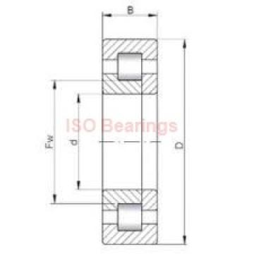 ISO NUP18/1700 cylindrical roller bearings