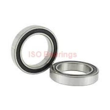 ISO FL617/5 ZZ deep groove ball bearings