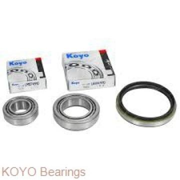KOYO 3NCHAF916CA angular contact ball bearings