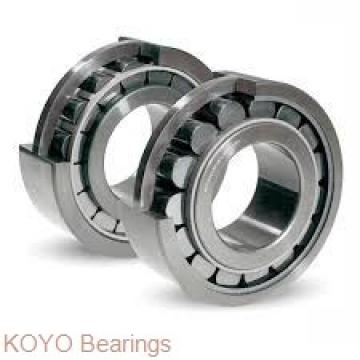 KOYO 51218 thrust ball bearings