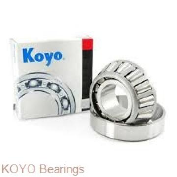 KOYO 7209B angular contact ball bearings