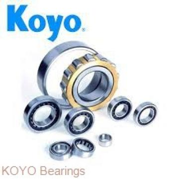 KOYO 6209N deep groove ball bearings