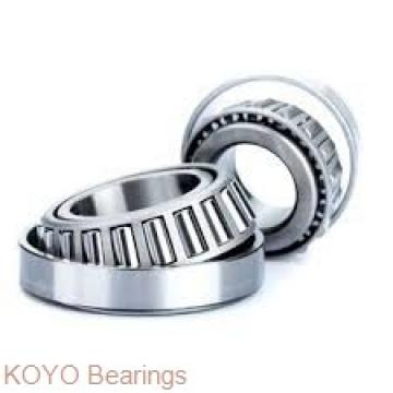 KOYO 6340 deep groove ball bearings