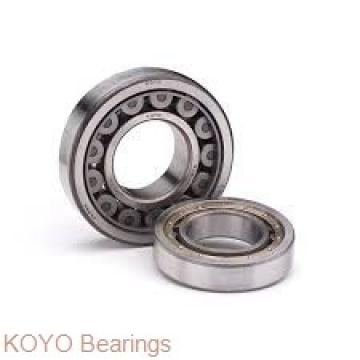KOYO BSU2562BDFD thrust ball bearings