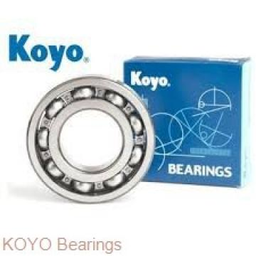 KOYO 6215-2RU deep groove ball bearings