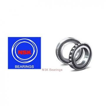 NSK 1209 self aligning ball bearings