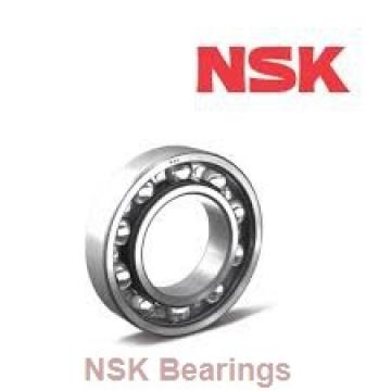 NSK R 4B ZZ deep groove ball bearings