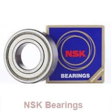 NSK 7244A angular contact ball bearings