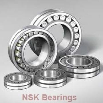 NSK RNA5917 needle roller bearings