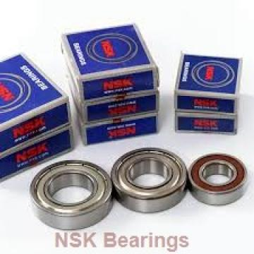 NSK 120BNR19X angular contact ball bearings