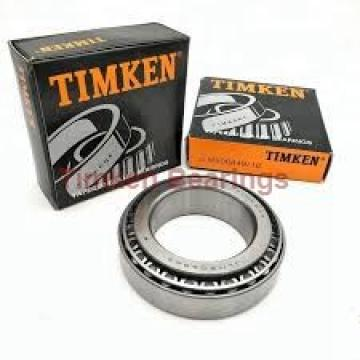 Timken 37431A/37625 tapered roller bearings