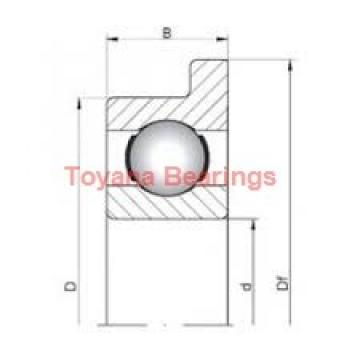 Toyana 6316-2RS deep groove ball bearings