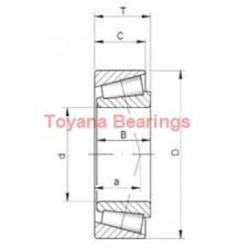 Toyana 30302 A tapered roller bearings