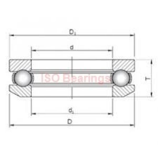 ISO 95500/95925 tapered roller bearings #1 image