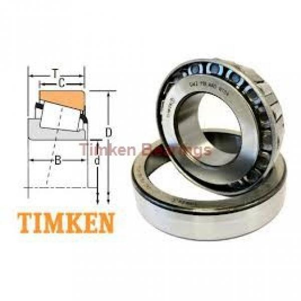 Timken JL819349/JL819310 tapered roller bearings #1 image