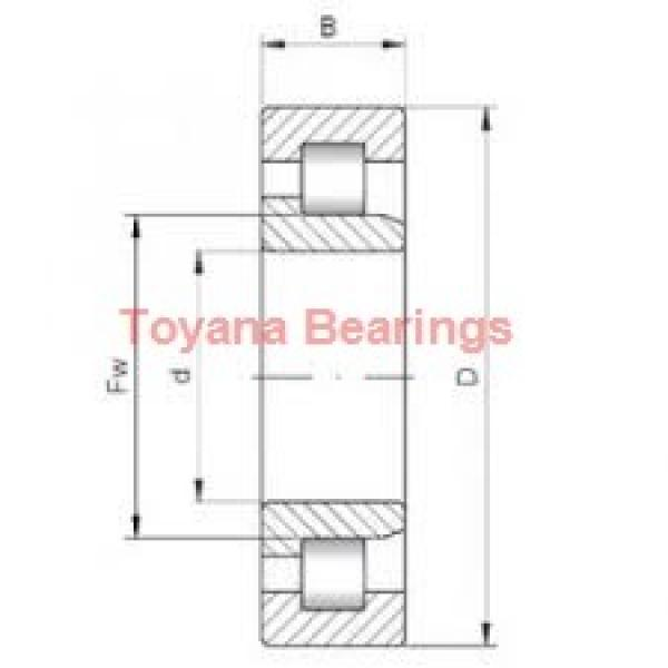 Toyana HK3026 needle roller bearings #3 image