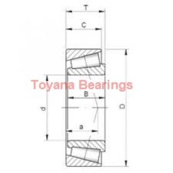 Toyana LM814849/10 tapered roller bearings #2 image