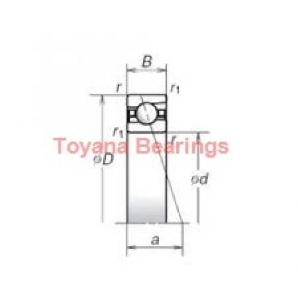Toyana HK3026 needle roller bearings #2 image