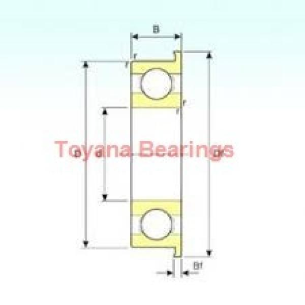 Toyana LM814849/10 tapered roller bearings #3 image