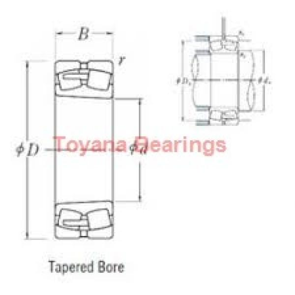 Toyana 23092 CW33 spherical roller bearings #1 image